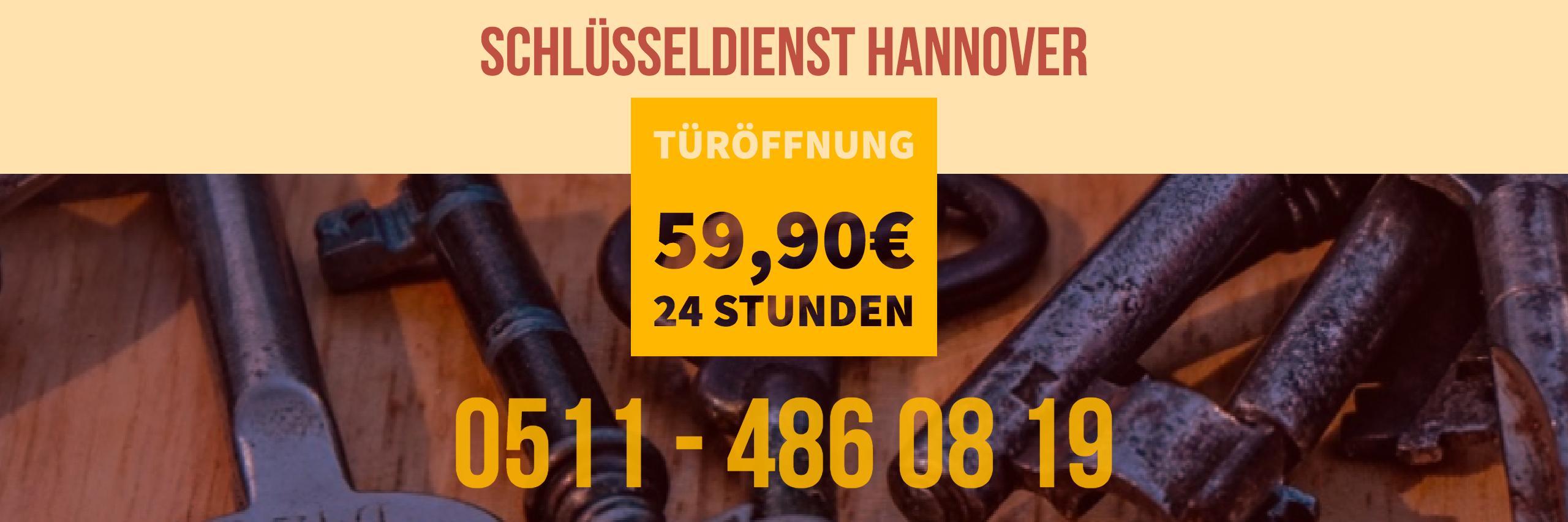 Banner Schluesseldienst-Hannover