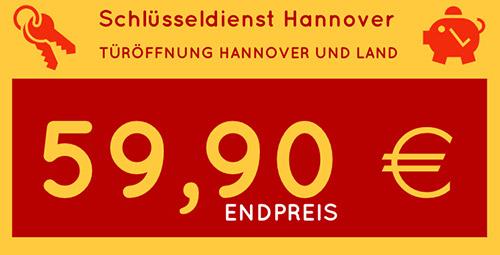 Schlüsseldienst Hannover Preise Türöffnung