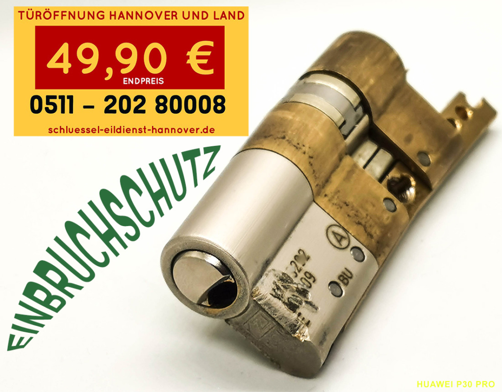 Schlüsseldienst Hannover Huawei P30 PRO Beispiele