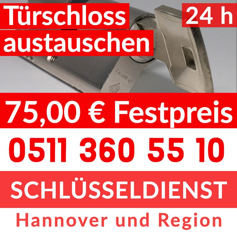 Schlosswechsel Schlosstauschen Hannover